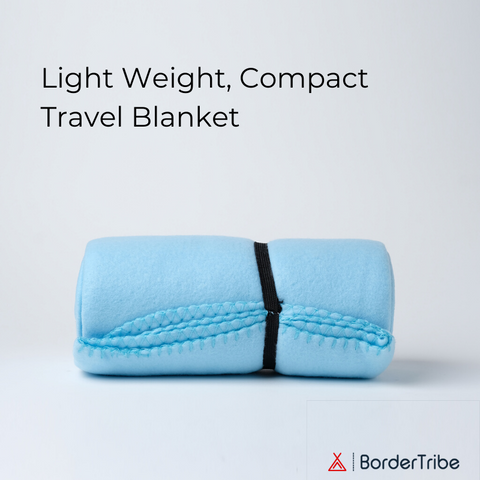 BorderTribe Travel Blanket