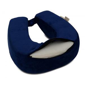 Memory Foam Contour Travel Pillow