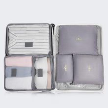 Load image into Gallery viewer, Travel Packing Cubes (6 Piece Set)