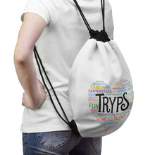Load image into Gallery viewer, TRYPS Heart Drawstring Bag