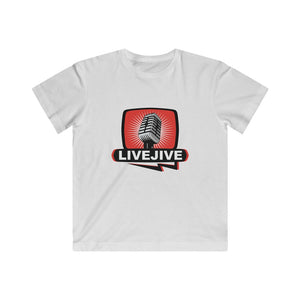 "Kid's Official Bill Chott's ""Live Jive"" Fine Jersey Tee"