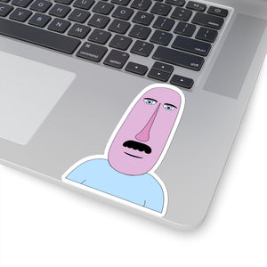 Bob by Tyler Kiss-Cut Stickers