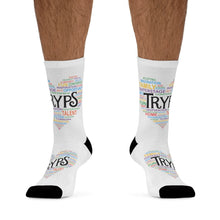 Load image into Gallery viewer, TRYPS Heart Socks