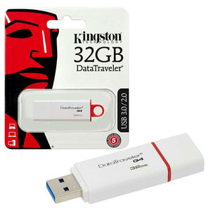 Kingston pen drive 32Gb Usb 3.0 DTIG4/32GB