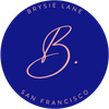 Blue Brysie Lane San Francisco Logo