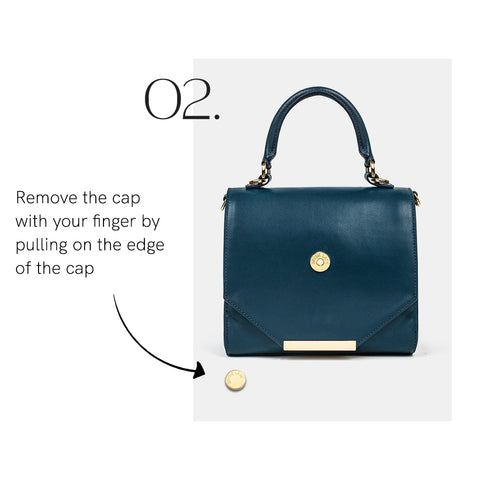 How to Add a Brysie Lane Bag Accessory Step 2