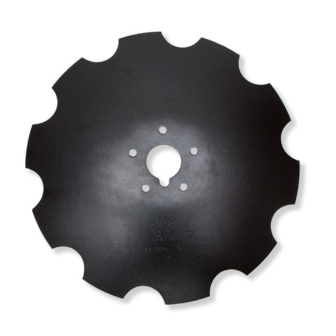 "20"" Scalloped Harrow Disc"