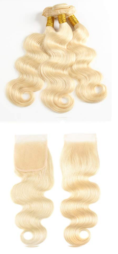 Goldilocks Body Wave & Closure Bundle