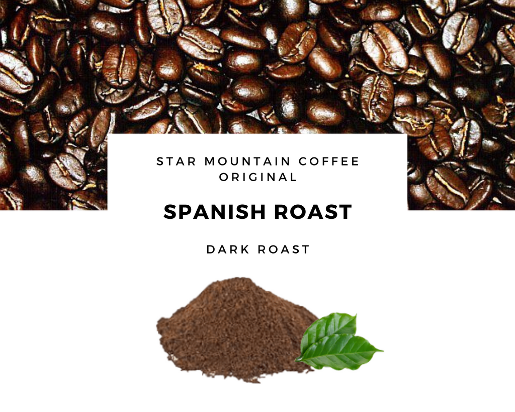 Spanish Roast - 1 lb bag