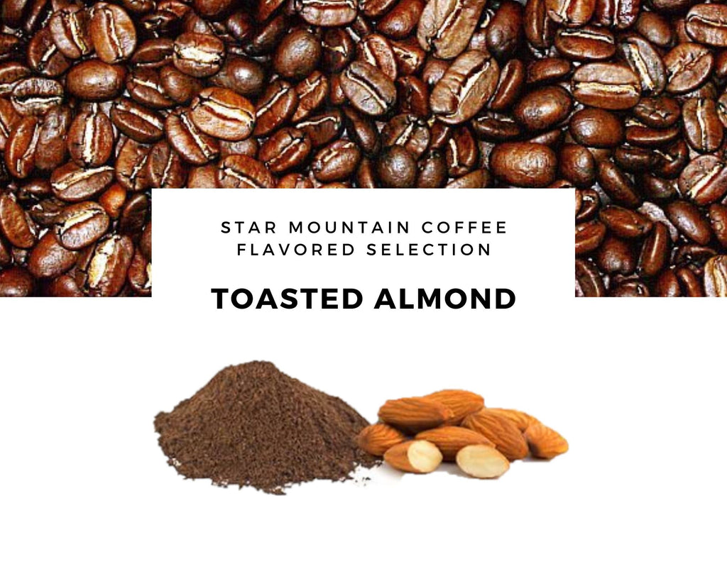 Toasted Almond - 1 lb bag