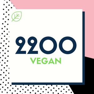 2200 Calorie Vegan Meal Plan