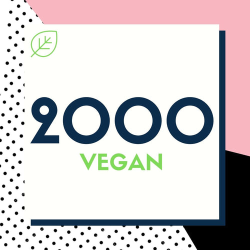 2000 Calorie Vegan Meal Plan