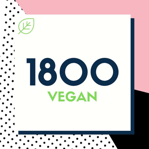 1800 Calorie Vegan Meal Plan