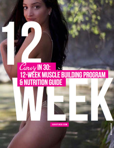 Curvy In 30 - 12 Week Program