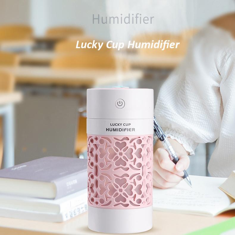 Household Car Air Purification Aroma Humidifier