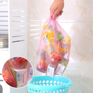 100pcs Disposable Garbage Bags