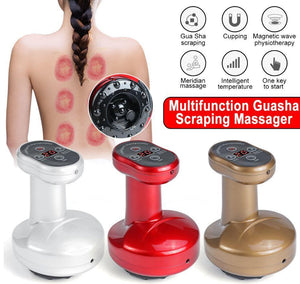 Electric Scraping Massager