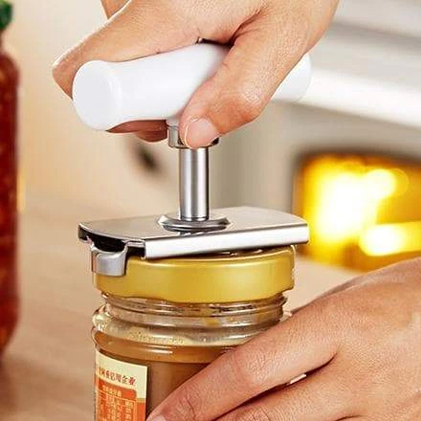 Adjustable Jar and Bottle Opener