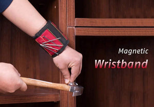 Portable Magnetic Wristband Bracelet