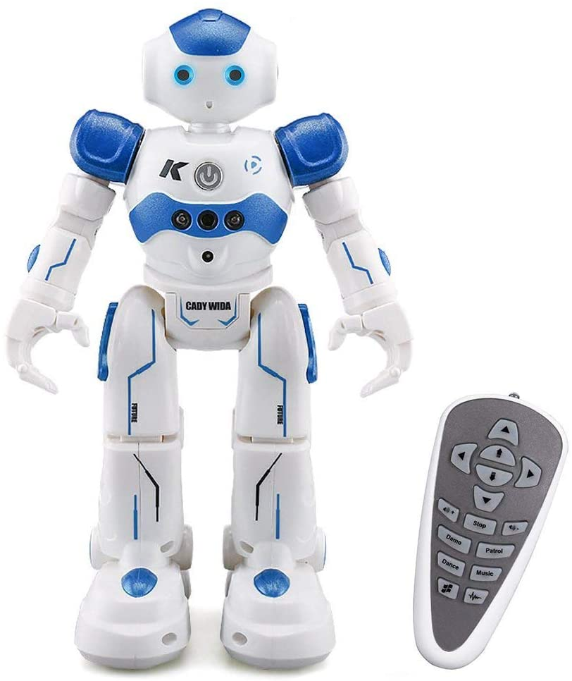 RC Robot Toy with Remote Control