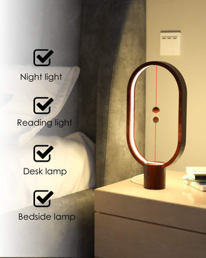 Magnetic Balance Lamp