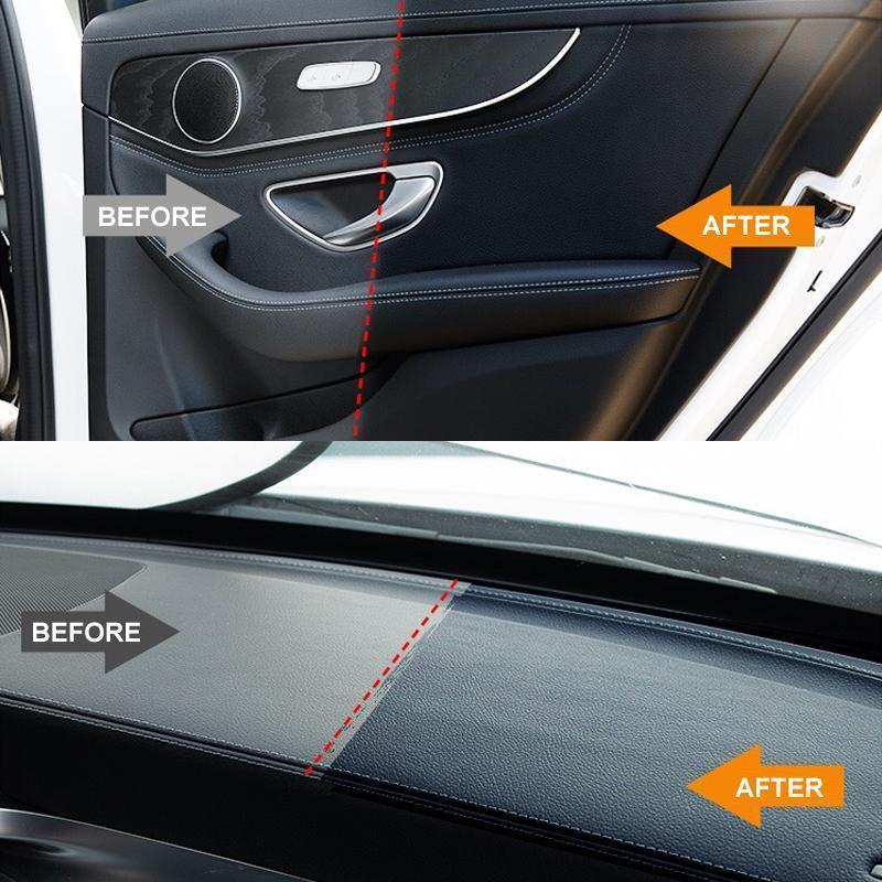 Auto & Leather Renovated Coating Paste