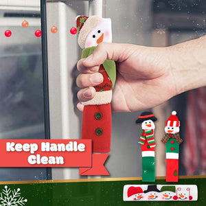 Christmas Door Handle Covers