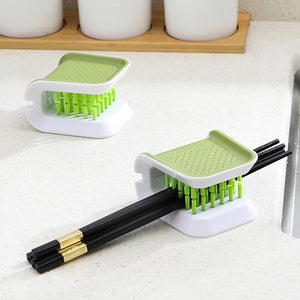 Knife Chopsticks Fork Cleaning Brush Tableware Washing Small Brush Kitchen Tools
