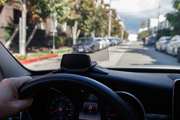 Display Drive: the Best Head-up Display for Any Car