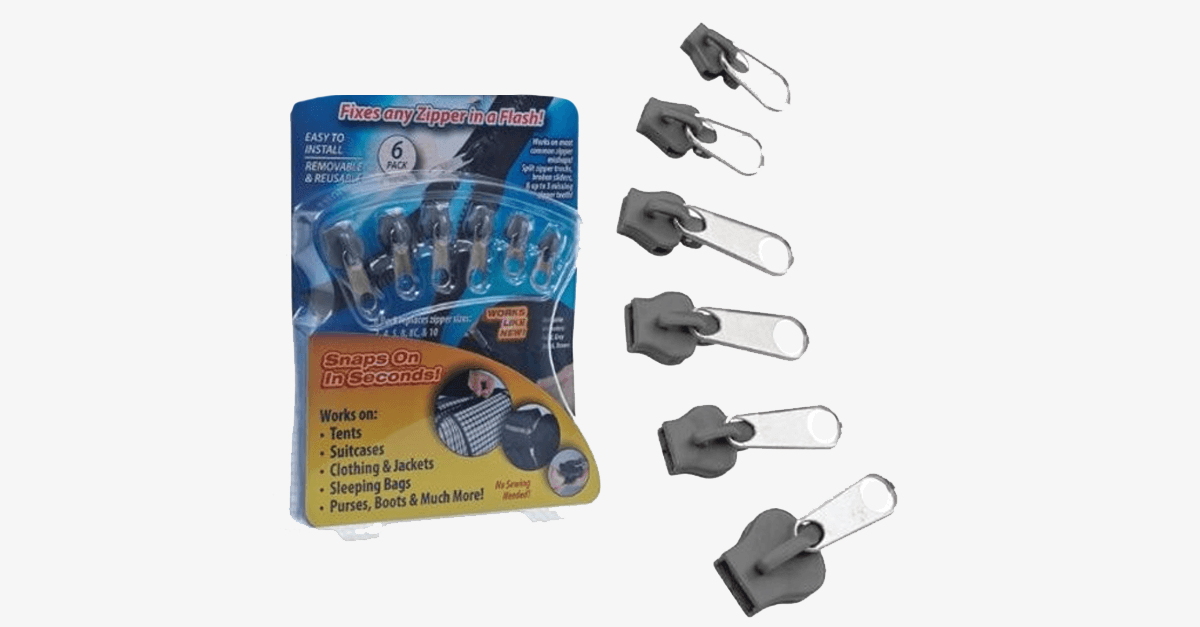 Zip repair kit