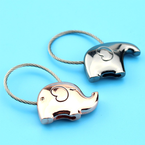 Save Elephant Love Keychain Set - Florence Scovel - 8