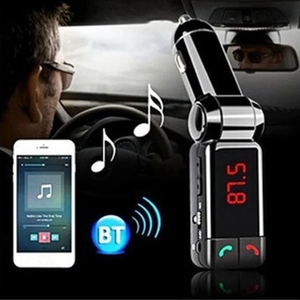 Bluetooth Car Adapter-used for Hands-free calls, listen to music and receive audible directions