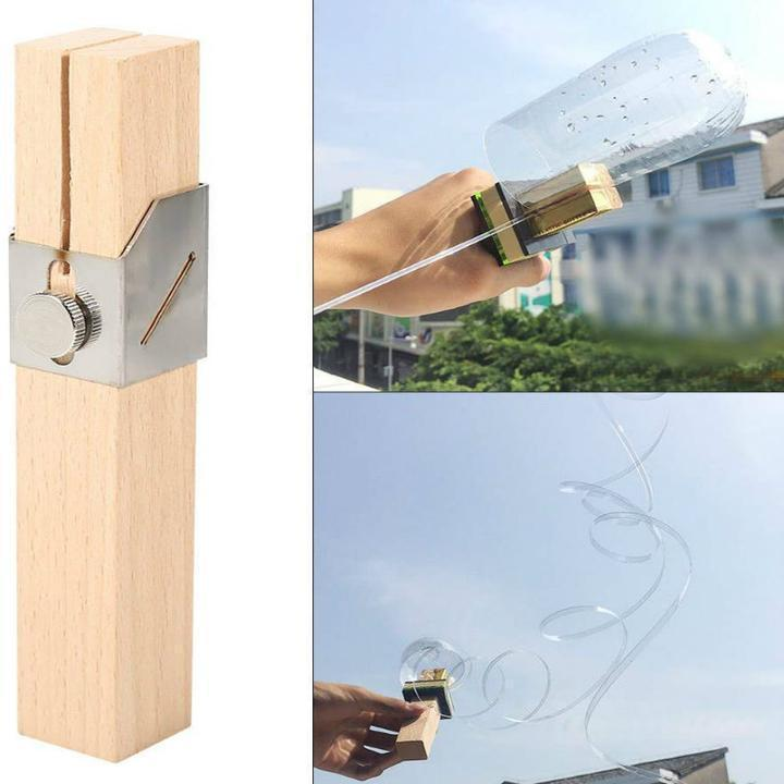 Portable Smart Plastic Bottle Cutter