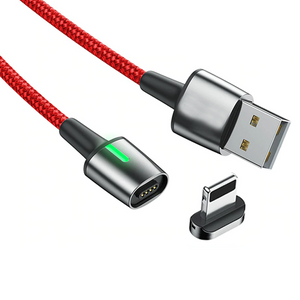 Magnetic Quick Charge USB Cable
