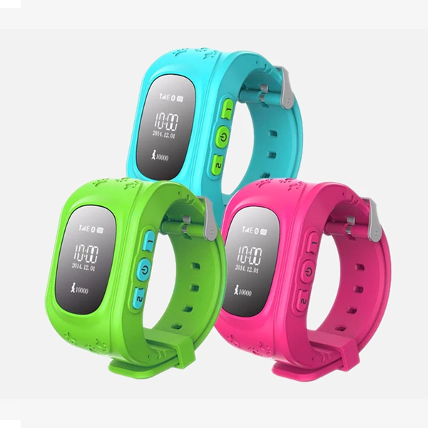 Smart Wrist Watch – GPS Kids Tracker
