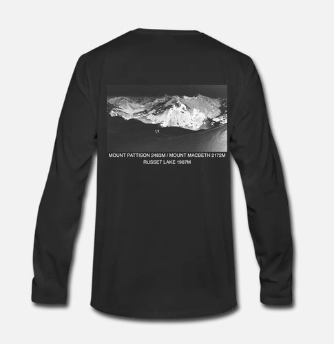 Spearhead Huts Long Sleeve Tee
