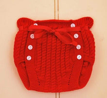 Load image into Gallery viewer, 'Handel' knit pants - Red