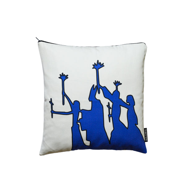 La Rogativa Decorative Pillow Cover