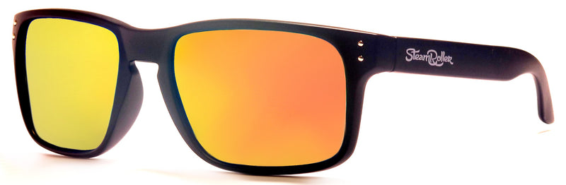 Urban Black- Orange Polarized