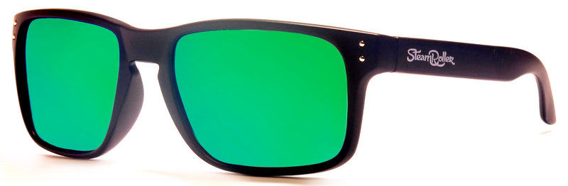 Urban Black - Green Polarized