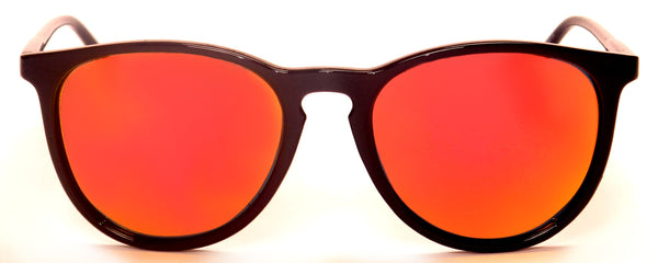 Roller Black Pearl - Red/ Polarized