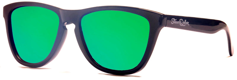 Ibiza Black Pearl Green Polarized
