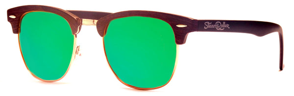 Steam Wood Green Polarized