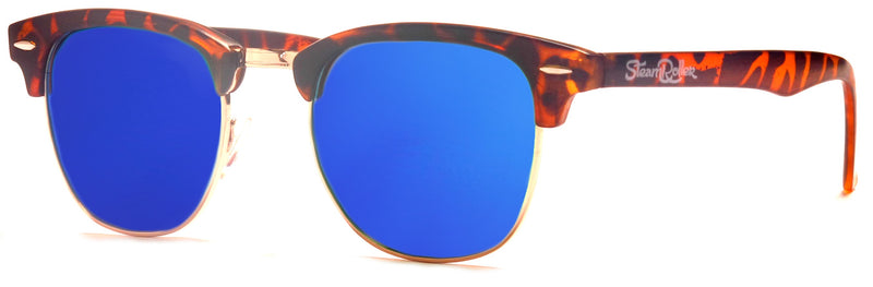 Steam Tortoise Blue Polarized