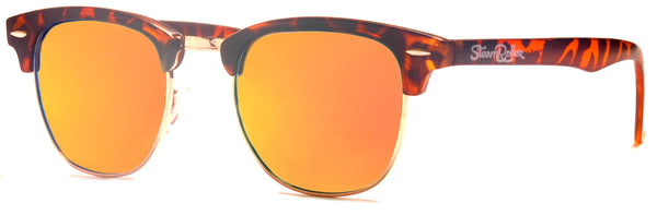 Steam Tortoise Red Polarized
