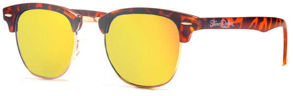 Steam Tortoise Yellow Polarized