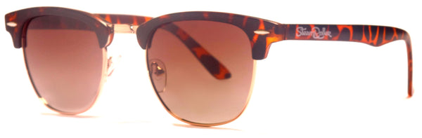 Steam Matte Tortoise Brown Gradient Polarized