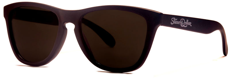 Ibiza Sand Black-Black Polarized