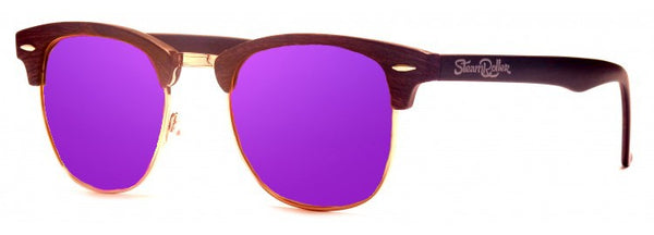 Steam Wood Purple Polarized