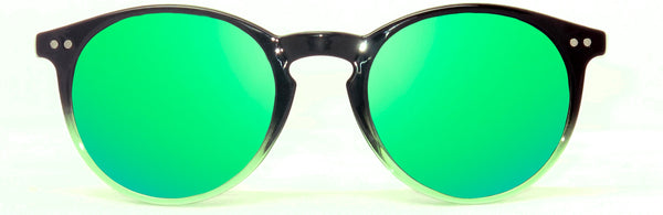 Moon Green Gradient Polarized